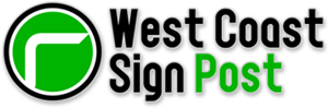 West Coast Sign Post Logo